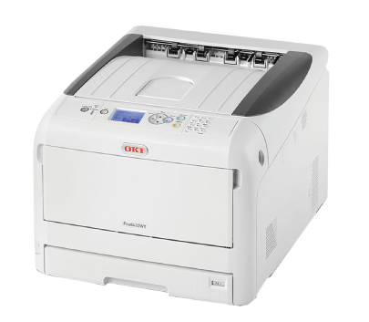9100f14c OKI proColor Pro8432WT White Toner LED Laser Printer – GoISW