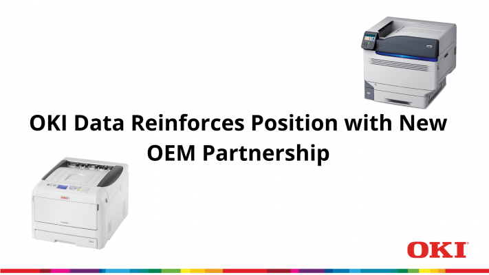 OKI Data Reinforces Position with New OEM Partnership