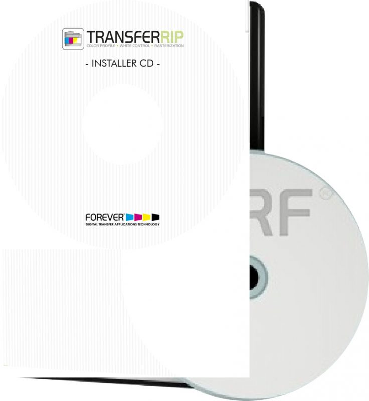 TransferRIP RIP Software for OKI and Forever